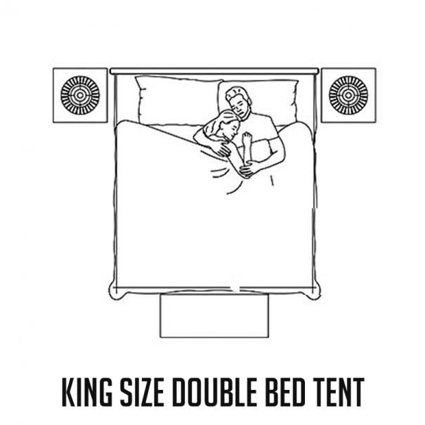KingSizeBedTent