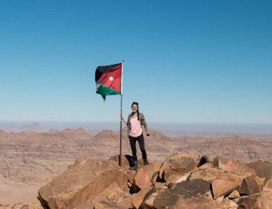 Jordan-highest-mountain